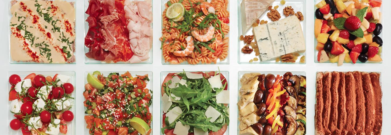 Commande Buffet italien