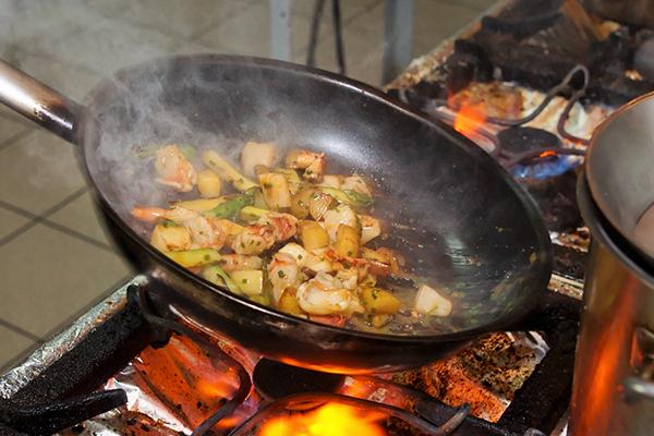 Show cooking Traiteur Paris
