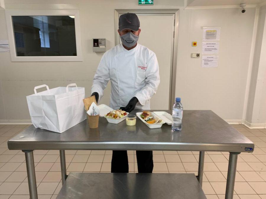Les lunch boxes de votre traiteur parisien